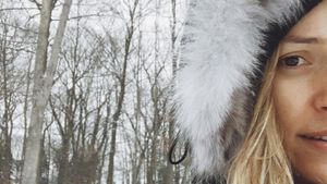 Auszeit im Schnee: Kristin Cavallari entspannt mit den Kids