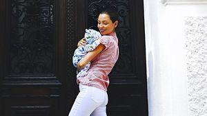 After-Baby-Body: Kristina Yantsen hat Dehnungsstreifen!