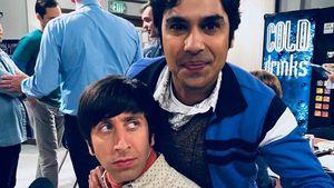 Raj & Howard vereint: TBBT-Kunal feiert Bromance mit Simon!