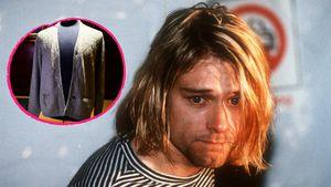 Für 300.000 Euro: Strickjacke von Kurt Cobain versteigert