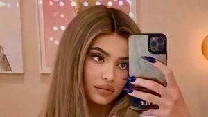 Neuer Look? Kylie Jenner präsentiert sich mit blonder Mähne