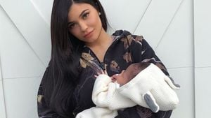 Neu-Mama Kylie Jenner: Jetzt verrät sie geheime Baby-Fakten!