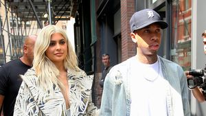 Kylie Jenner mit Freund Tyga in New York City