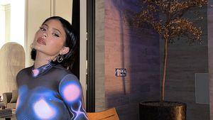 Hautenger Anzug: Kylie Jenner zeigt wieder ihre sexy Kurven