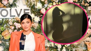 """""""Wächst und wächst"""": Schwangere Kylie Jenner zeigt Babybauch"""