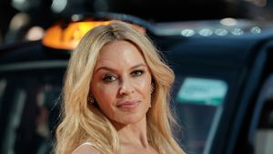 Anschlags-Gefahr auf Konzert: Kylie Minogue brauchte Schutz!