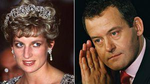 Prinzessin Diana (✝) und Paul Burrell