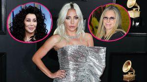 Wie Cher & Barbra Streisand: Gewinnt Lady Gaga den Oscar?