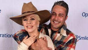 Lady Gaga und Taylor Kinney bei einem Event in Utah
