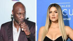 Schwangere Khloe K.: Ex Lamar wusste es vor Öffentlichkeit!