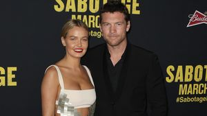 Intime Feier: So heirateten Lara Bingle & Sam Worthington
