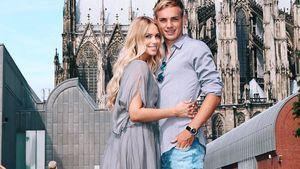 """Ex-""""Verliebt in Berlin""""-Lara hat ihren Fußballer geheiratet!"""