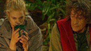 Nach Dschungel-Aus: Wut-Winfried umarmt Larissa