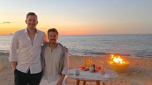Kurz vor Trennung: Nicolas und Lars feierten Einjähriges!