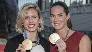 Wie schön: Beachvolleyball-Olympia-Heldin hat geheiratet!