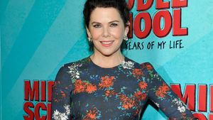 """Gilmore Girls""-Star Lauren Graham"