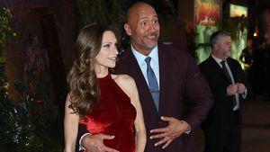 Eingesperrtes Ehepaar: The Rock und Lauren üben Baby-Machen!