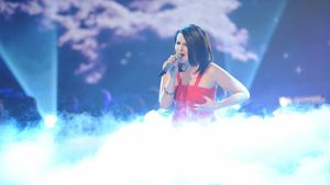 Popstars-Julia widmet ihren Sieg dem toten Opa