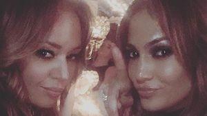 Jennifer Lopez: Süße Liebeserklärung an BFF Leah Remini!