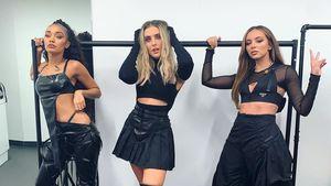 Die Little-Mix-Girls gehen gemeinsam zur Gruppentherapie