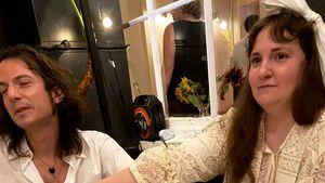 Hochzeitsbilder-Hate: Lena Dunham macht Bodyshamern Ansage