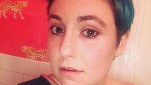 "Trend verpennt? Lena Dunham zeigt ""heißen Schlumpf-Job"""
