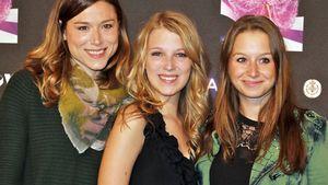 Iris Mareike Steen, Lena Ehlers und Senta Sofia Delliponti