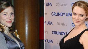 Gleich drei Schwangere bei der Grundy UFA Gala!