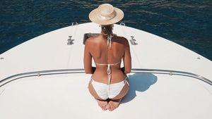 Wie Heidi und Tom: Leona Lewis auf Hochzeitsreise auf Capri