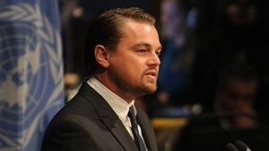 Klimaschutz-Gala: Leo bringt Halb-Hollywood nach St. Tropez