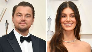Premiere: Leonardo DiCaprio nimmt Camila mit zu den Oscars