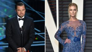 Heimliches Oscar-Date: Leo DiCaprio feierte mit Nina Agdal!