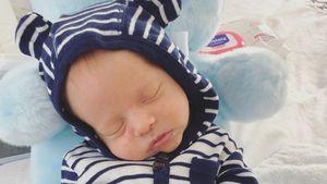 Süße Schlafmütze: Neue Fotos von Chiara Ferragnis Sohn Leone