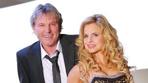 Bernhard Brink und Sarah Latton
