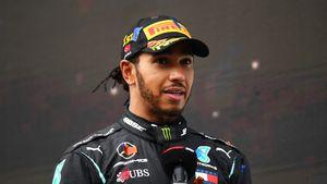 Formel 1 muss warten: Rennfahrer Lewis Hamilton hat Corona