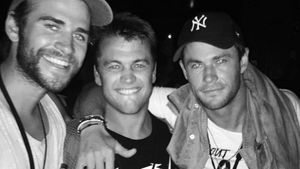 Heißes Hemsworth-Trio: Liam, Chris & Luke im Hottie-Check!