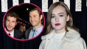 Liam Hemsworths Neue steht auch auf seinen Bruder Chris!