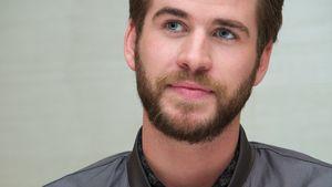 Liam Hemsworth mit Bart