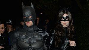 Liam Payne feierte nach Superman-Auftritt im Batman-Kostüm