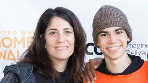 An Cameron Boyce' 21. Geburtstag: Mama Libby weint im Netz