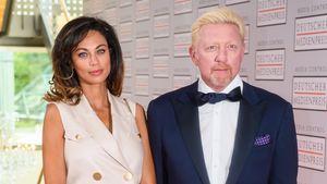 Lilly und Boris Becker beim German Media Award
