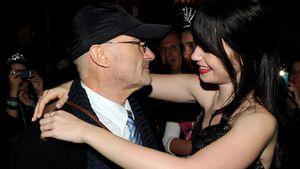 Phil und Lily Collins bei einer Premiere 2012 in Los Angeles