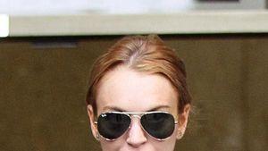 """Lindsay Lohan genoss ihre 15 Stunden """"Freiheit"""""""