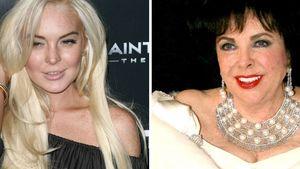 Lindsay Lohan als Elizabeth Taylor?
