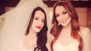 Lindsay Lohan und Kat Dennings