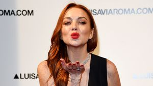 "Lindsay Lohan bei der ""Firenze4ever""-Party in Florenz"