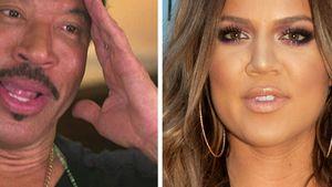 Khloe Kardashian und Lionel Richie