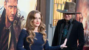 Streit um Sorgerecht: Lisa Marie Presley mit Ex vor Gericht