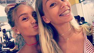 Lisa und Lena in Florida