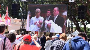 Monaco-Zwillinge: Taufgeschenk erst in zwei Monaten!